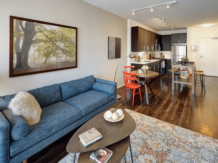 Comfortable Homes at Courthouse Square Apartments, Wheaton