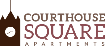 Courthouse Square Apartments Property Logo 0