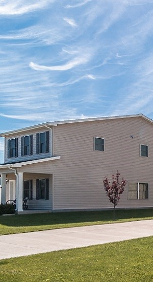minot afb homes