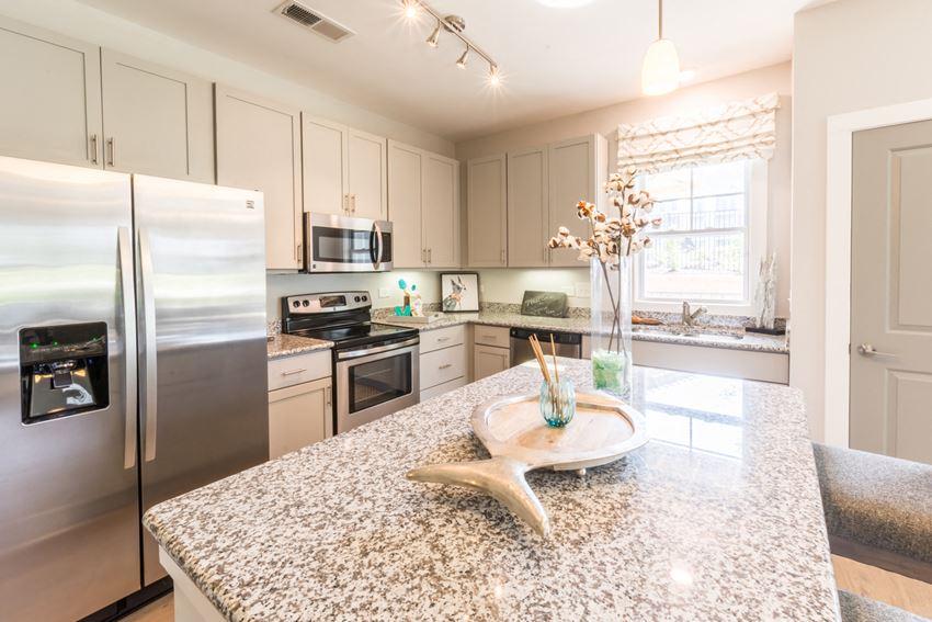 Efficient Appliances In Kitchen at Century Park Place, Morrisville