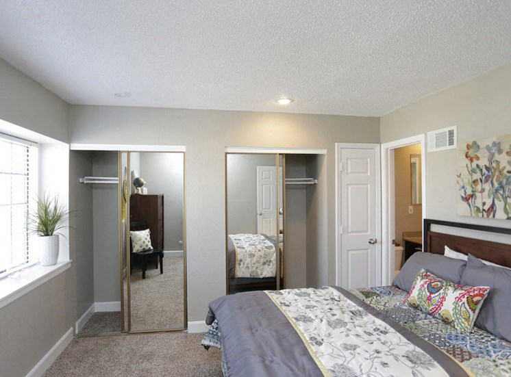 Townhome Bedroom