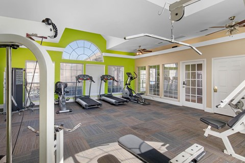 Mission Fairways | Fitness Center