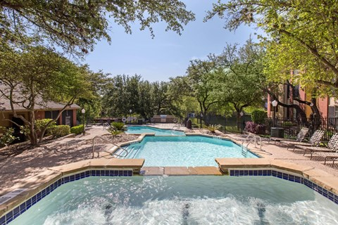Mission Reilly Ridge | Swimming Pool and Spa