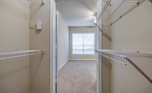 Mission Rockwall Apartments Rockwall Texas Walk-in Closet
