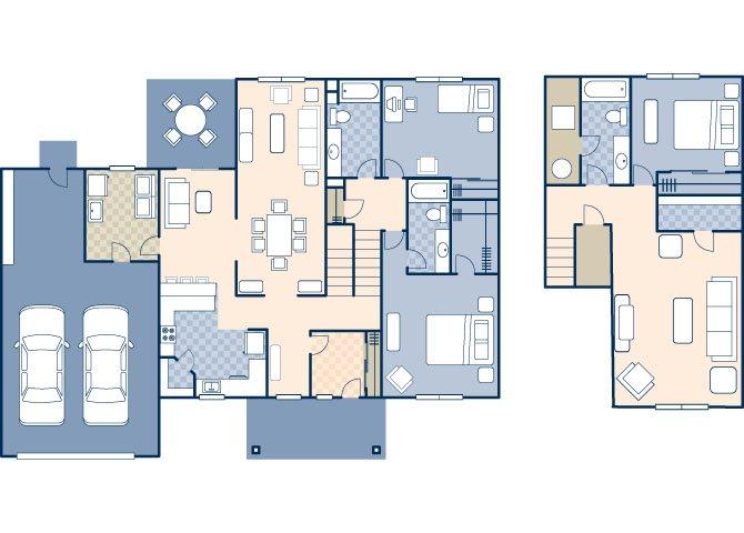 Dakota Skies 2346A Floor Plan 3
