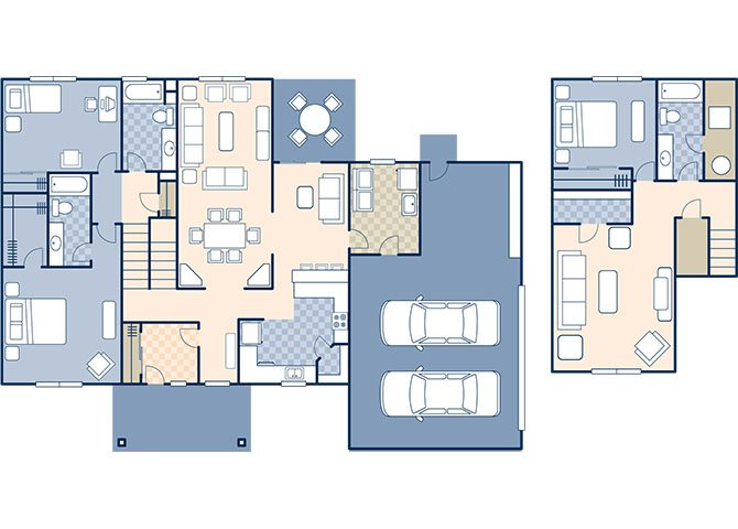 Dakota Skies 2364B Floor Plan 4