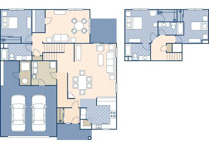Dakota Skies 2442 Floor Plan 5