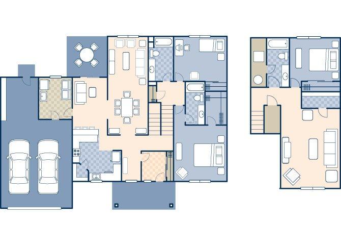 Lewis & Clark 2346 Floor Plan 9