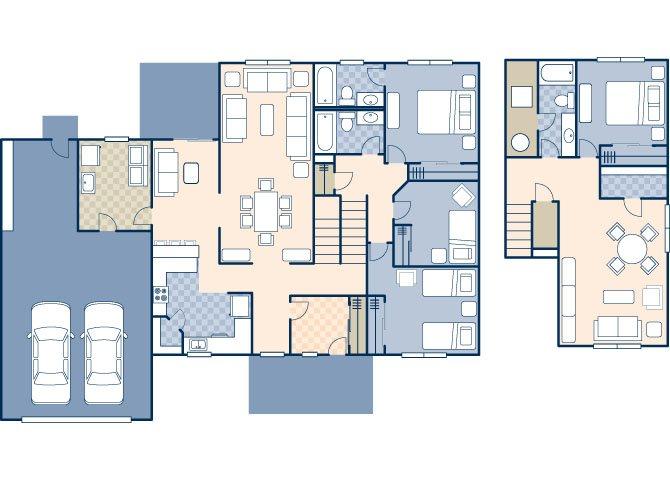Lewis & Clark 2489 Floor Plan 12