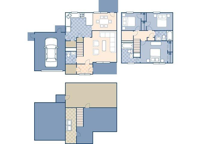 Prairie View Court 1486 Floor Plan 20