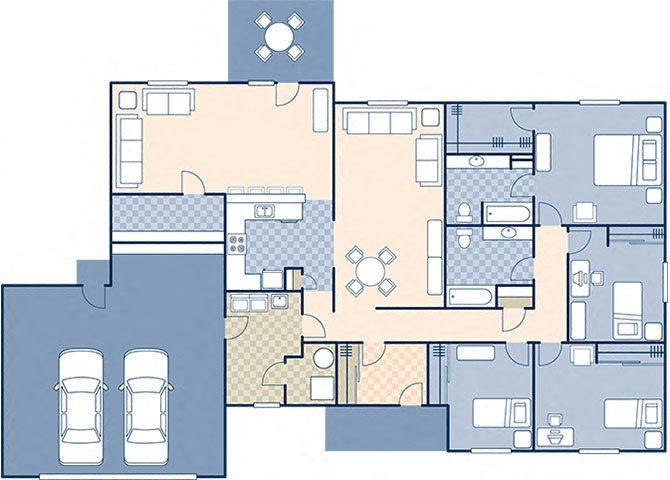 Red River Crossing 2264 Floor Plan 25