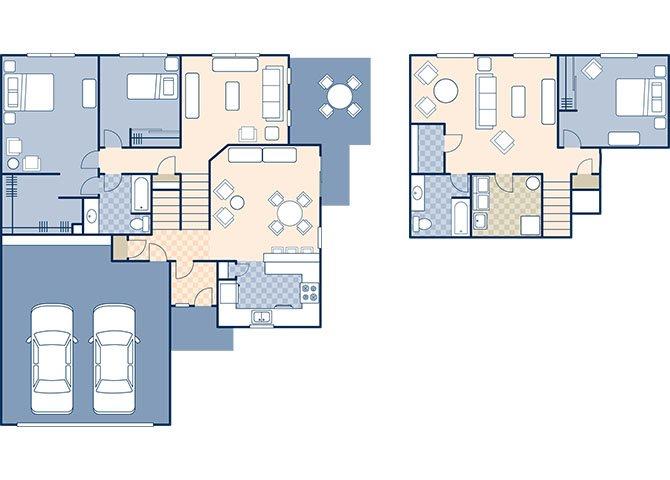 Rough Rider Way 2160 Floor Plan 26