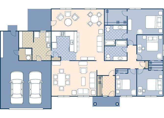 White Tail Range 2452 Floor Plan 31