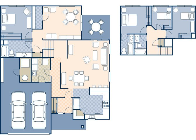 White Tail Range 2479 Floor Plan 33