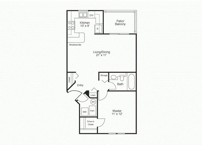 Meadowlark Floor Plan 1
