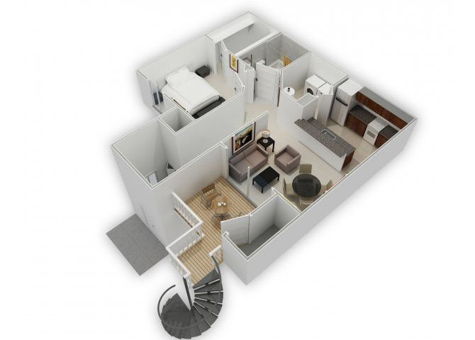 Ozark Floor Plan 2