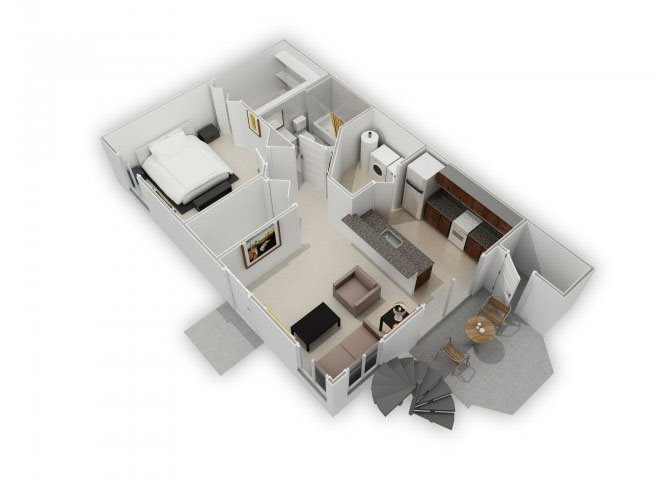 Ozark I Floor Plan 3