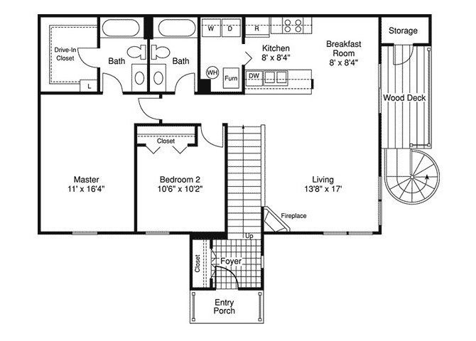 Pinnacle II Floor Plan 10