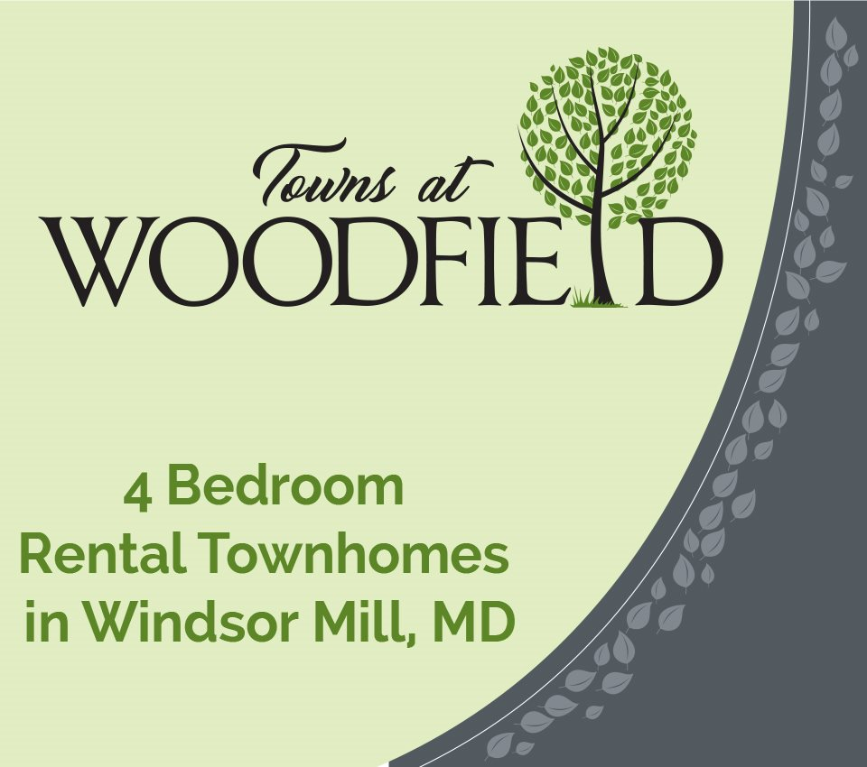 Towns At Woodfield Townhome Rentals In Baltimore Md