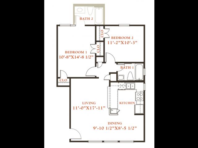 Chestnut Floor Plan 3