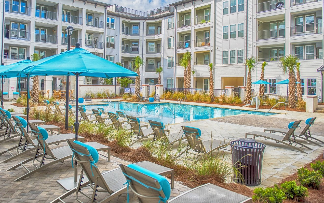 The Ironwood Apartments In North Augusta Sc