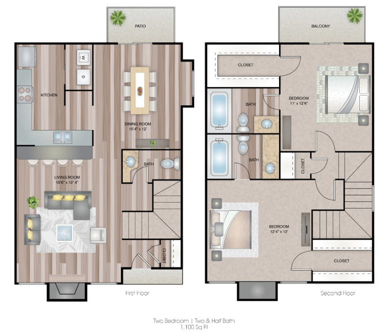 Sycamore Floor Plan 5