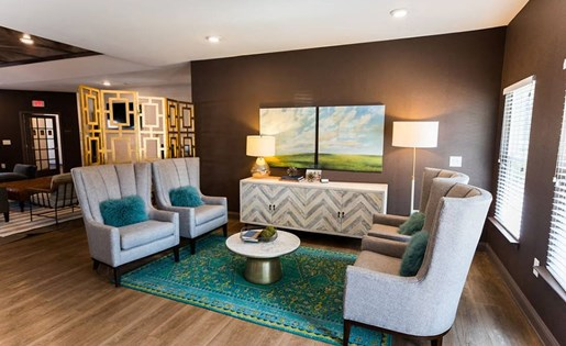 Luxurious Interiors at Waterford Terrace, Rock Hill