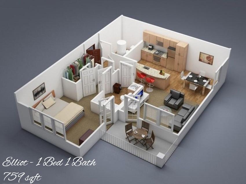 Elliot Floor Plan