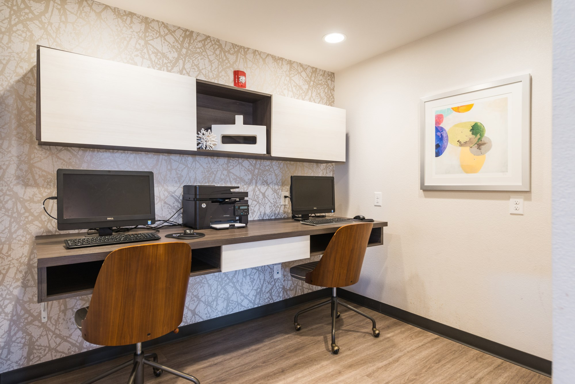 Business Center at Park 88 Apartments in Thornton, CO