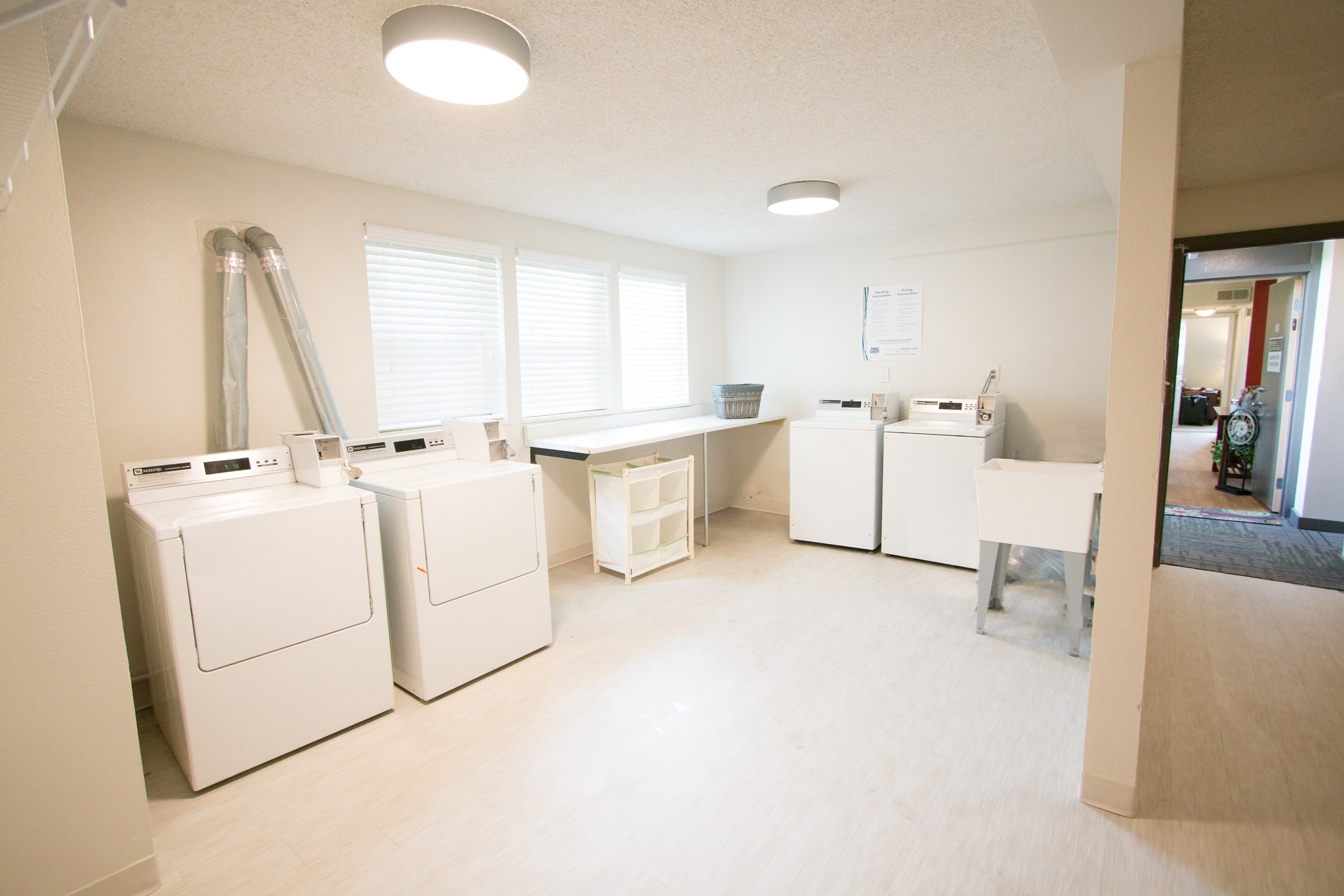 Laundry Facility at Park 88 Apartments in Thornton, CO
