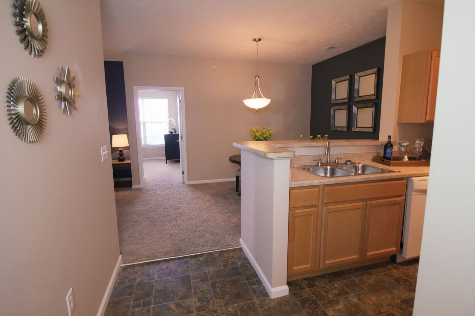 Open Floor Plan at Landings, The, Bellevue