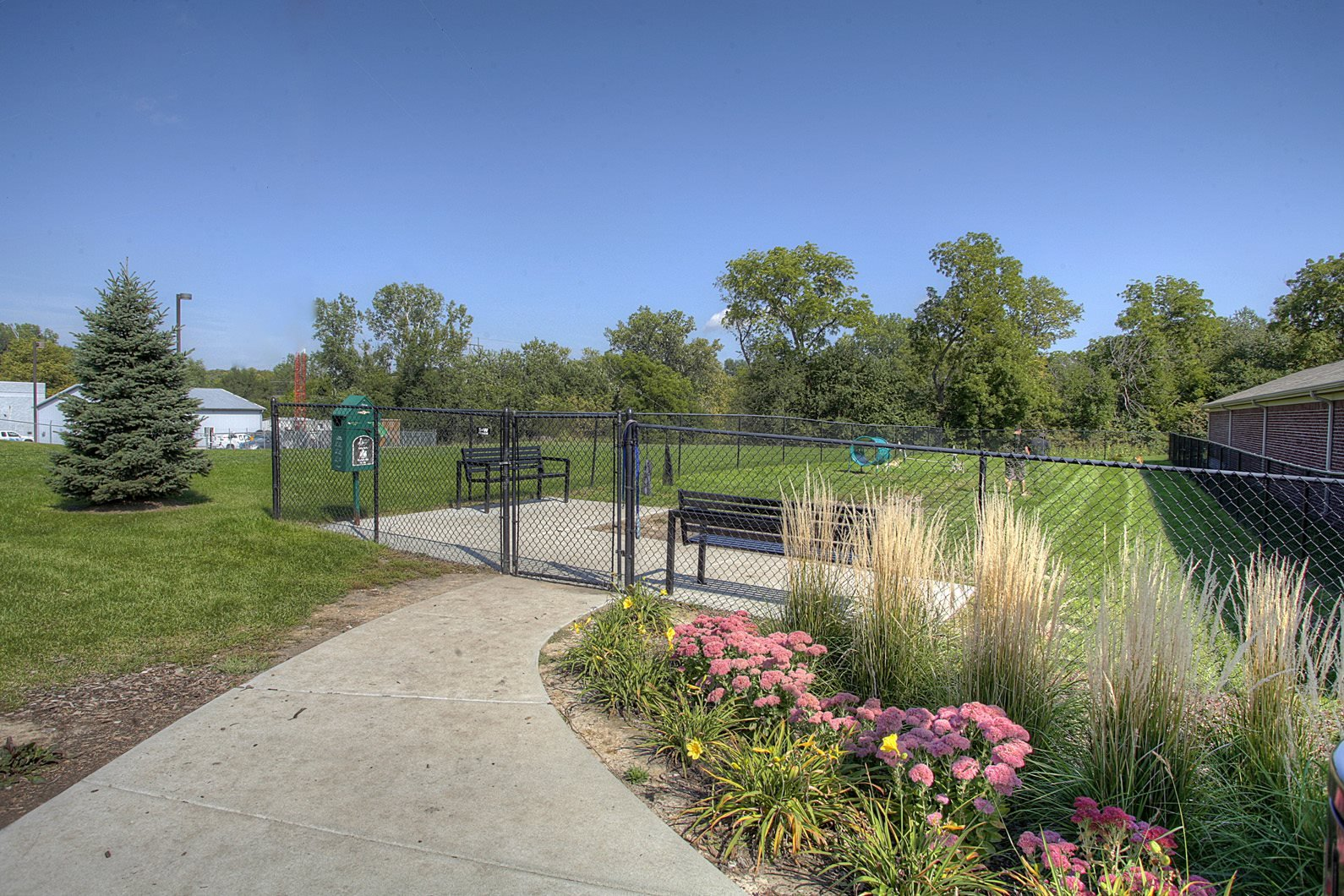 Leash Free Bark Park at Landings, The, Bellevue, NE,68123