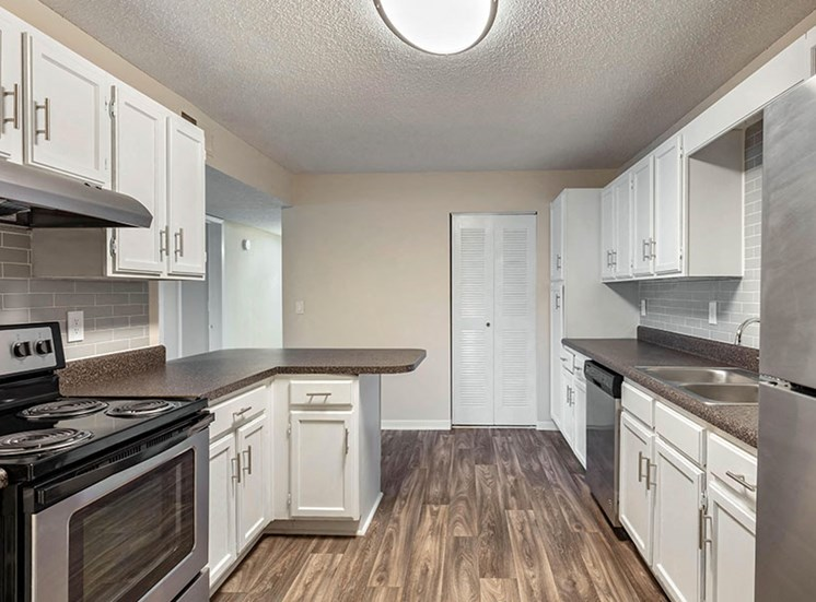 elm - two bedroom - 2 bath - 1780 SF - kitchen
