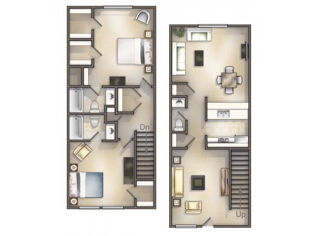 Schooner Floor Plan 7