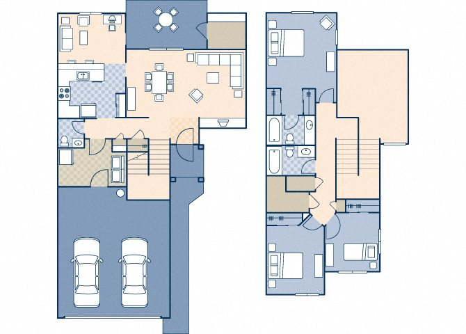 Castle Terrace 1243 Floor Plan 3