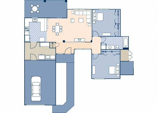 March Landing 1045 Floor Plan 40