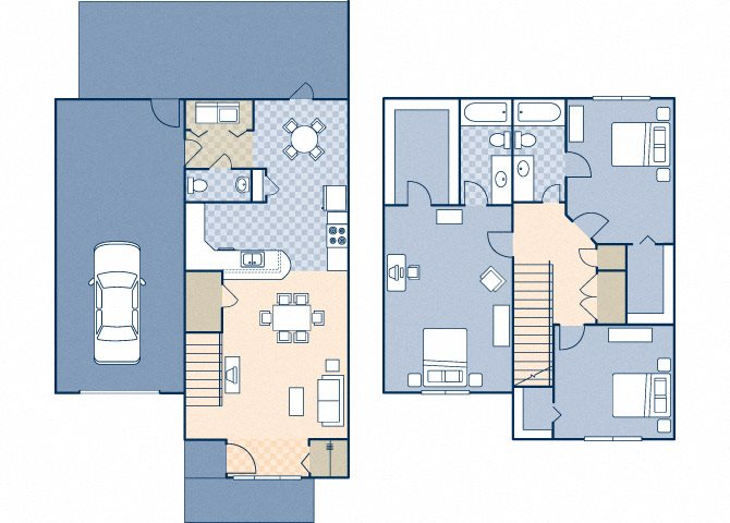 March Landing 1146 Floor Plan 43