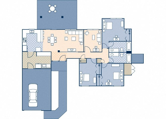 March Landing 1215 Floor Plan 41