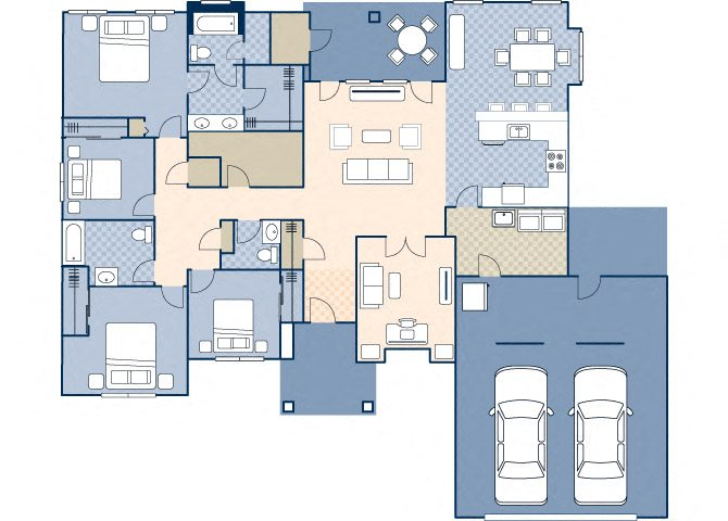 Moffett Court 1761 Floor Plan 37