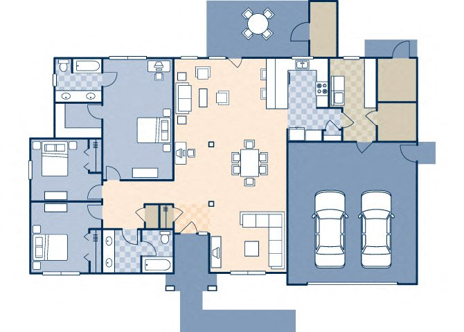Moffett Court 1577 Floor Plan 32
