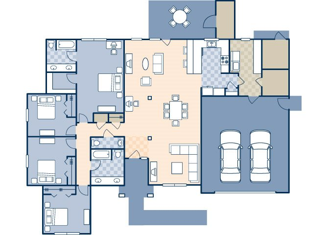 Moffett Court 1729 Floor Plan 36