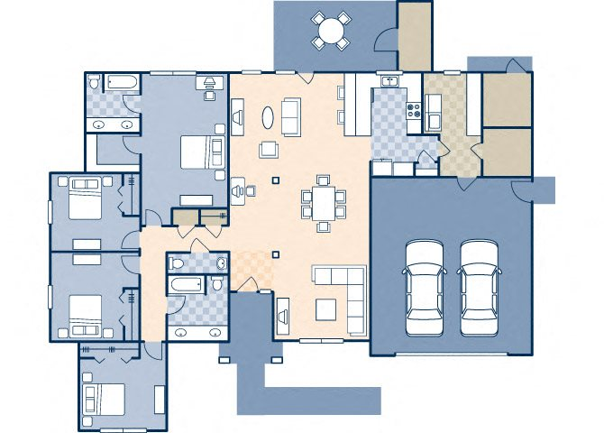 Norton Heights 1729 Floor Plan 17