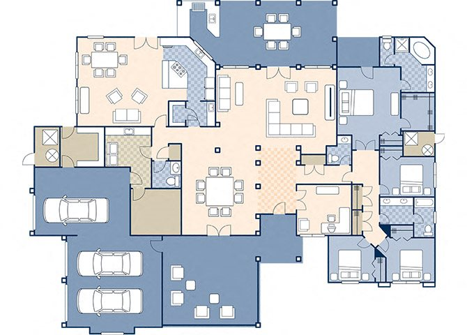 Norton Heights 2923 Floor Plan 21