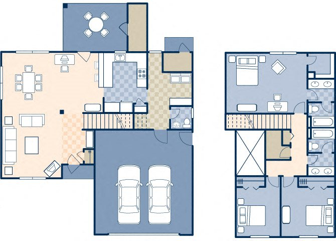 Norton Heights 1390 Floor Plan 14