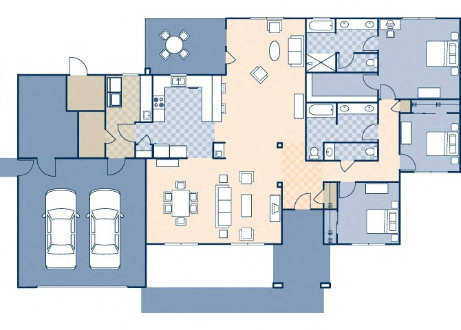 Norton Heights 1631 Floor Plan 15