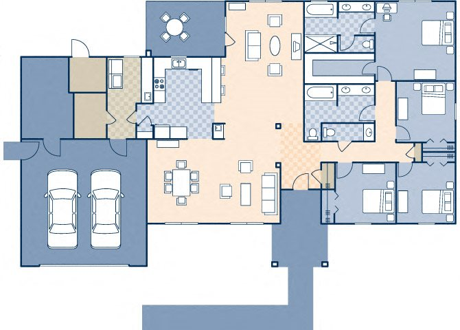 Norton Heights 2070 Floor Plan 18