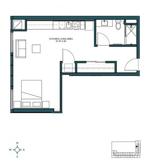 Residence - A3