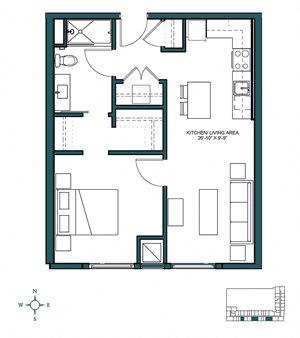 Residence - B1