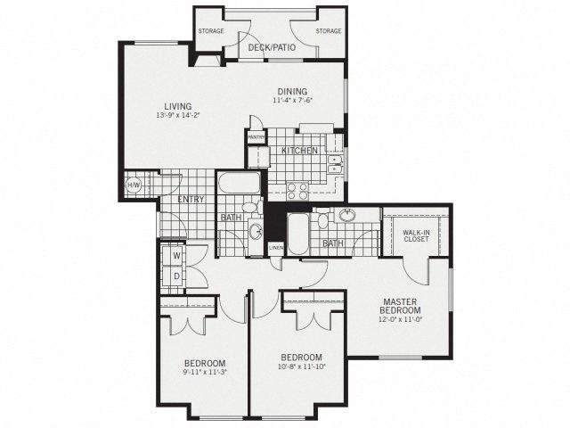 MAJESTIC Floor Plan 5