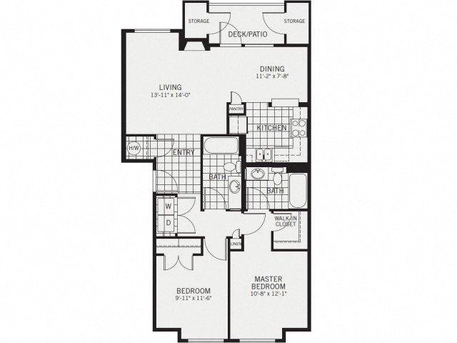 WESTLAND Floor Plan 4